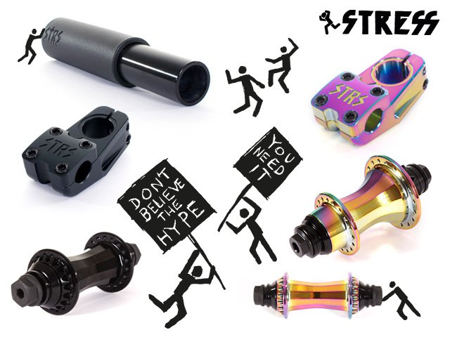 2015 starts outstanding new stuff from Total BMX, Lotek & etnies