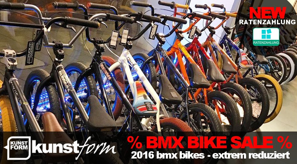 BMX Bike Sale / Helix Sale / Total BMX arrived