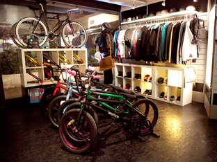 2011 - nach Umzug BMX Shop in der Kriegsbergstr.