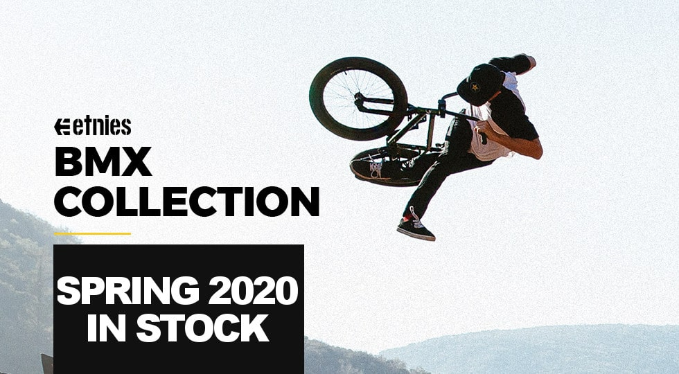 New Etnies BMX Collection Spring 2020 now in stock