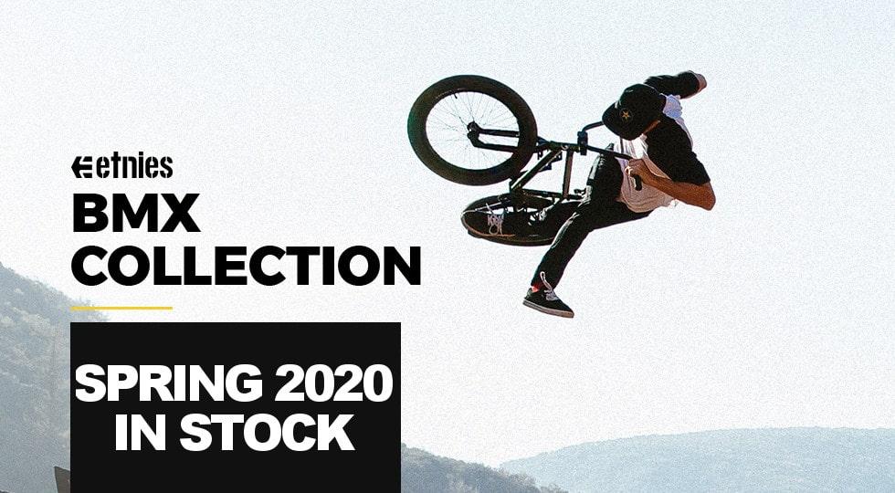 Neue Etnies BMX Collection Spring 2020 jetzt auf Lager