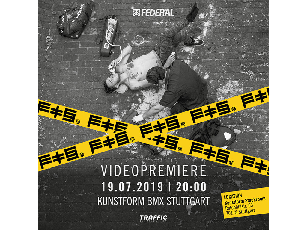 Federal FTS Video Premiere - Stuttgart