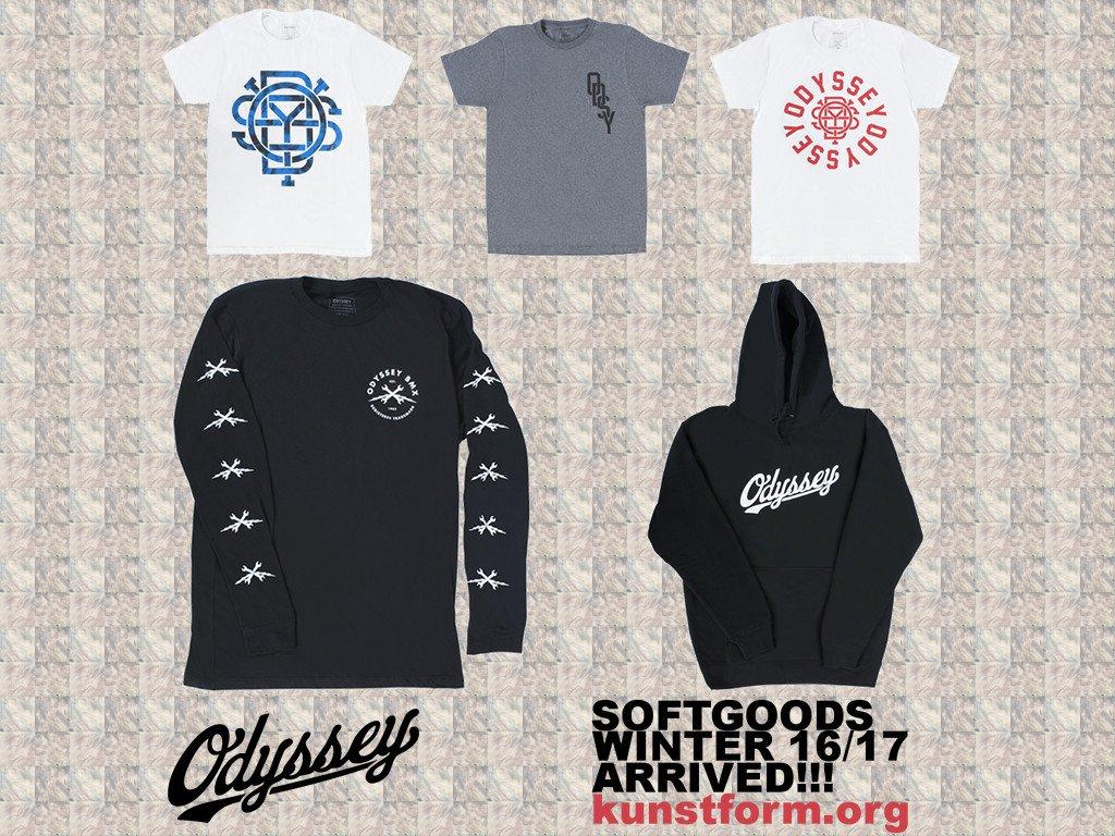 Odyssey BMX Shirts bei kunstform BMX Shop