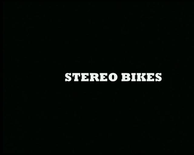 Tobi Schumacher on Stereo Bikes