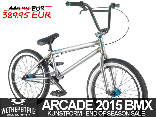 Wethepeople 2015 BMX - End of Season Sale