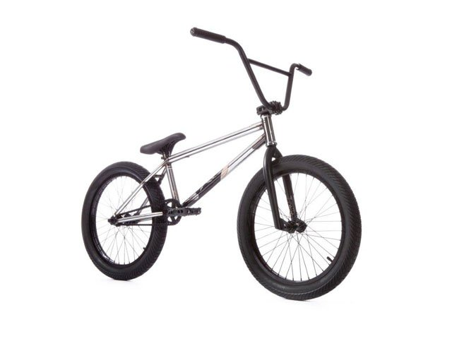 "Stereo Bikes ""Treble Raw"" 2013 BMX Rad"