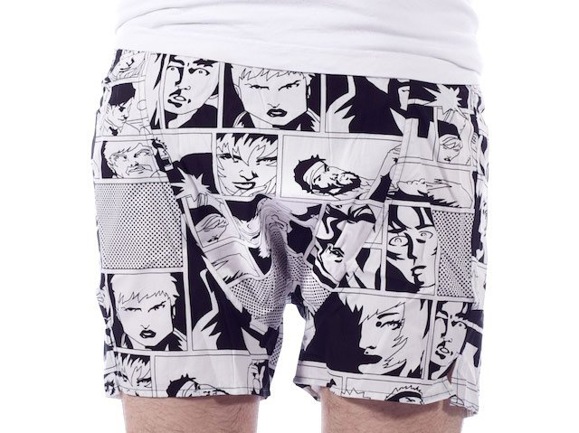 "Suenos ""Comic Strip 1"" Boxershort"