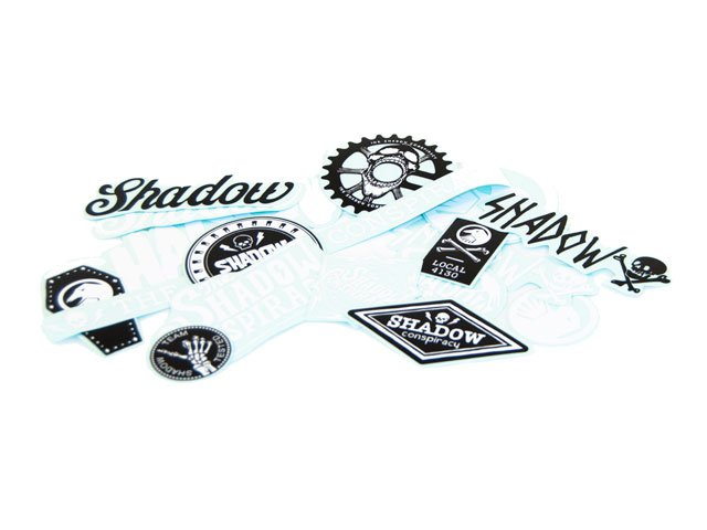"The Shadow Conspiracy ""2012"" Stickerset"