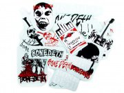 "Bone Deth ""2012"" Stickerset"