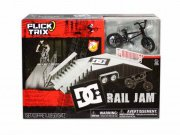 "Flick Trix ""Rail Jam"" Fingerbike Set"