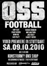 OSS Football BMX video premiere