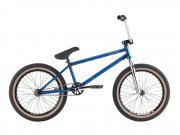 "Premium ""Duo"" 2015 BMX Rad - gloss trans blue"