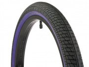 "Salt ""Pitch Flow Purple Wall"" Tire"