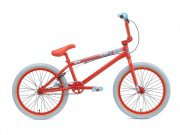 "Sunday Bikes ""Aaron Ross PRO Red/Light-blue"" 2013 BMX Bike"