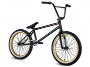 "Vandals ""Troop black/gold LTD"" 2013 BMX Bike"