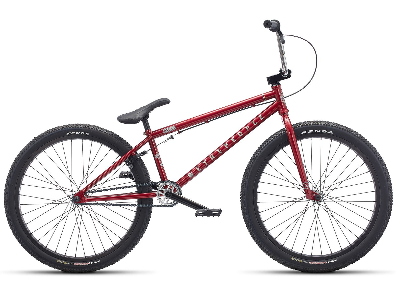 Wethepeople Quot Atlas Quot 2017 Bmx Cruiser Bike 24 Inch