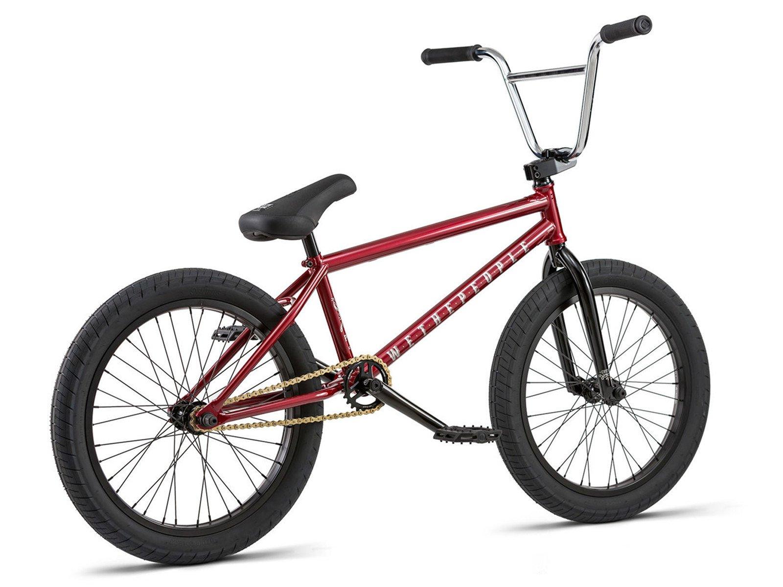 Wethepeople Quot Crysis Quot 2018 Bmx Bike Metallic Red