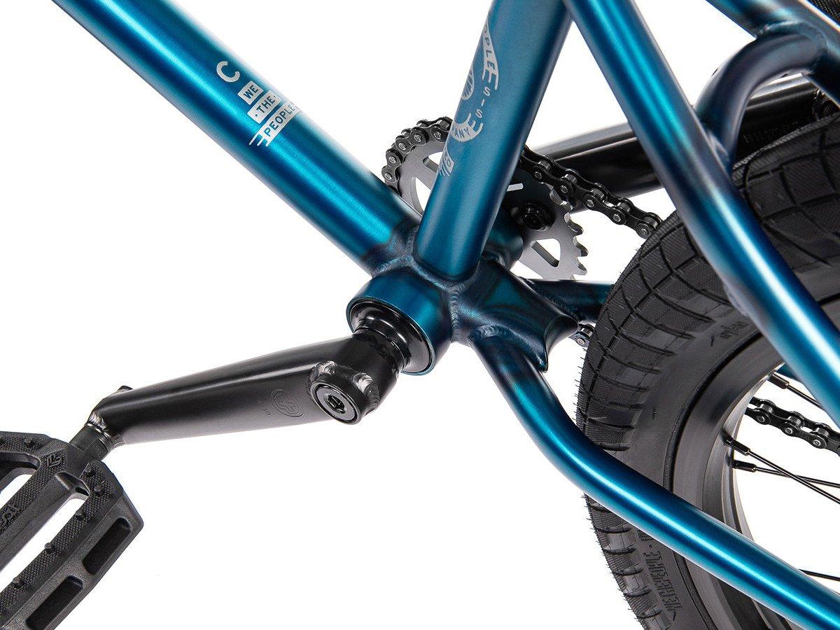 "For 3//8/"" Female BMX Bike Hubs We the People Rear Hub Bolt /& Washer Set"
