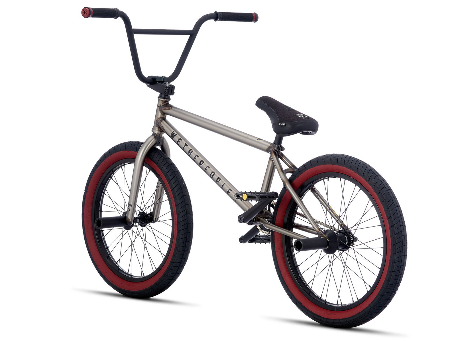 How To Make A Bmx Bike Frame Raw