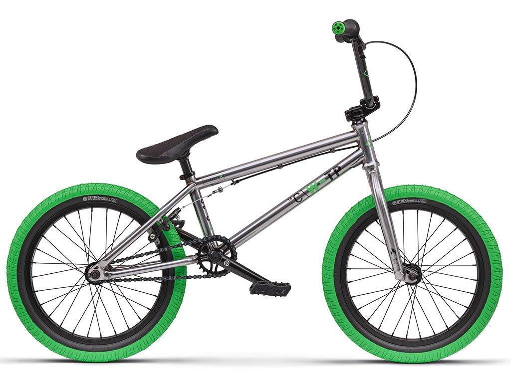 """wethepeople """"Curse 18"""" 2016 BMX Bike - 18 Inch / Brushed ..."""