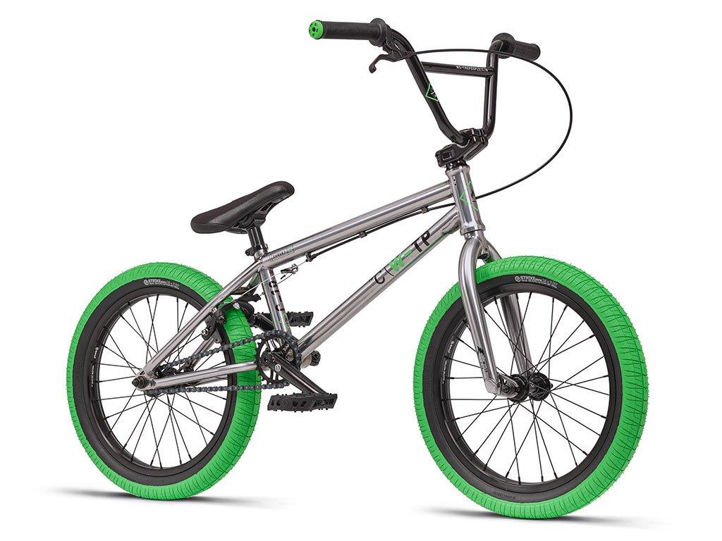 wethepeople curse 18 2016 bmx bike 18 inch brushed. Black Bedroom Furniture Sets. Home Design Ideas