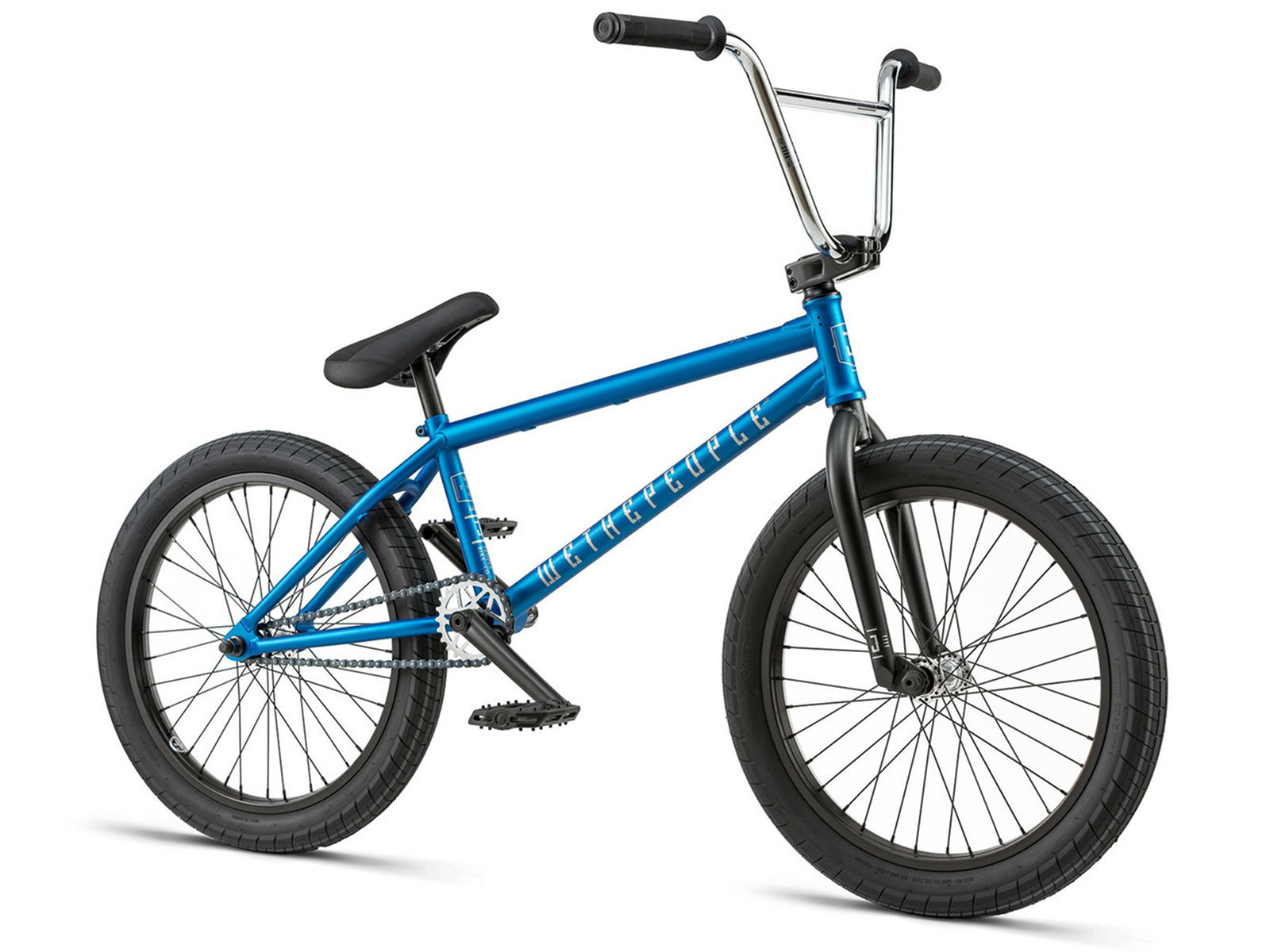 Wethepeople justice 2018 bmx rad matt metallic blue for Bmx store