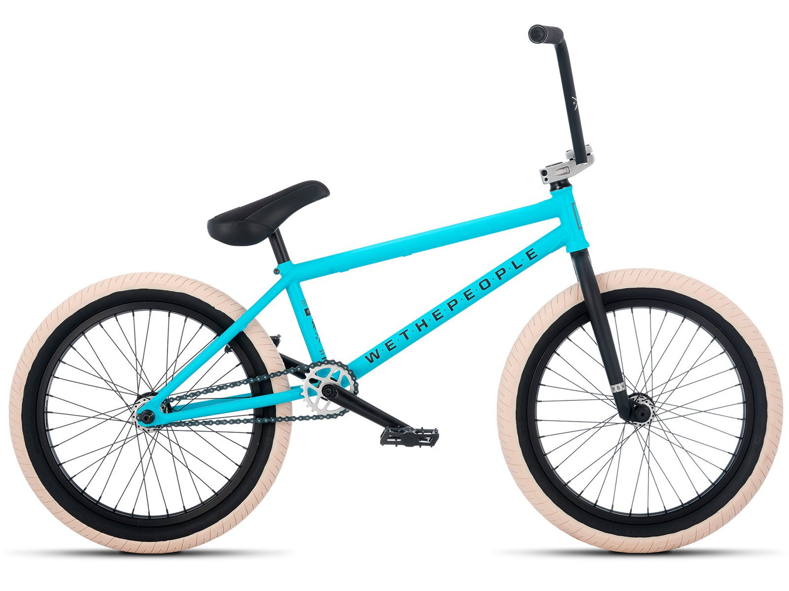 Wethepeople reason fc 2017 bmx rad freecoaster aqua for Bmx store