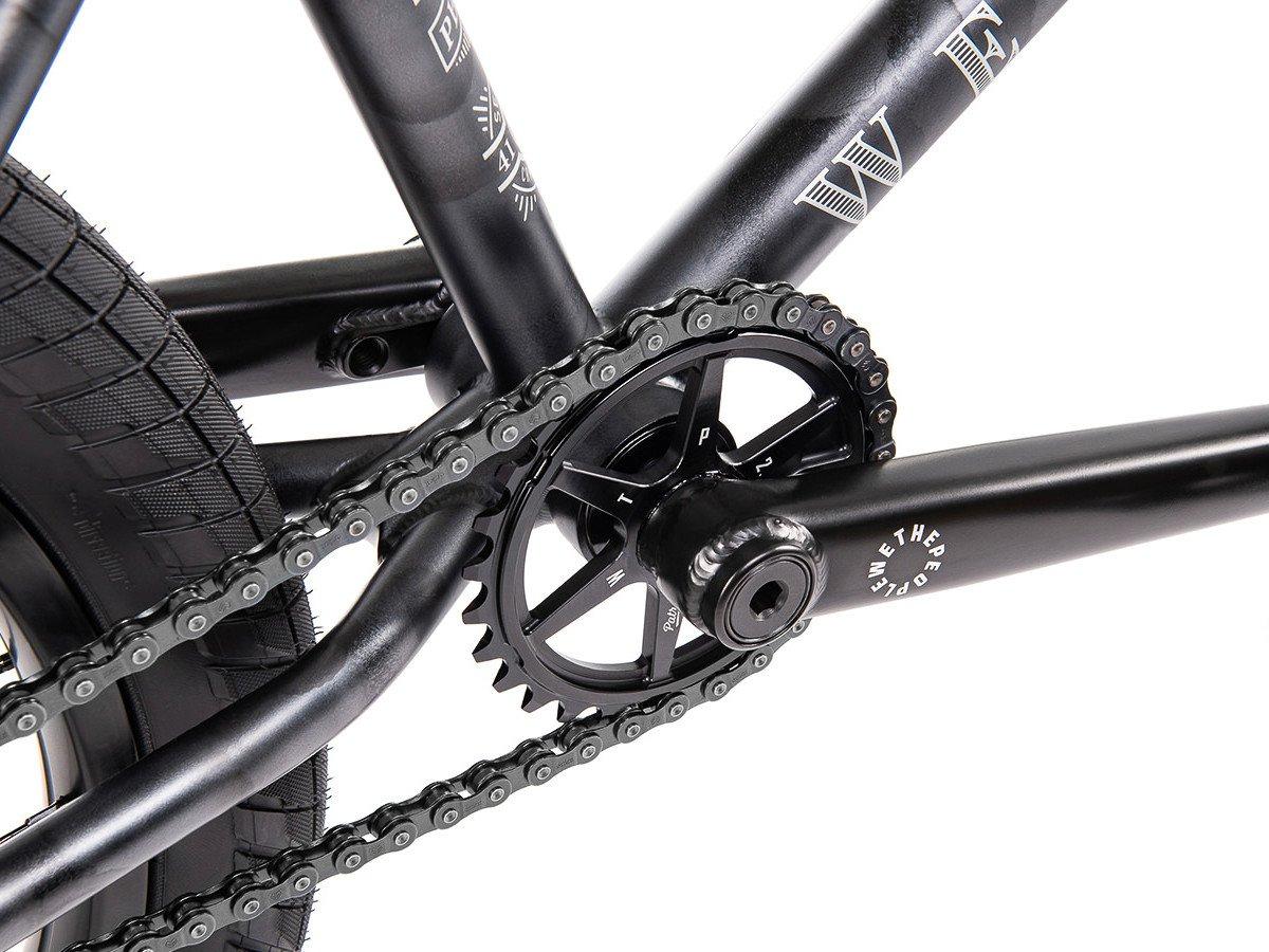 G Sport Hub female bolts Black x1 pair eclat odyssey bmx bolts
