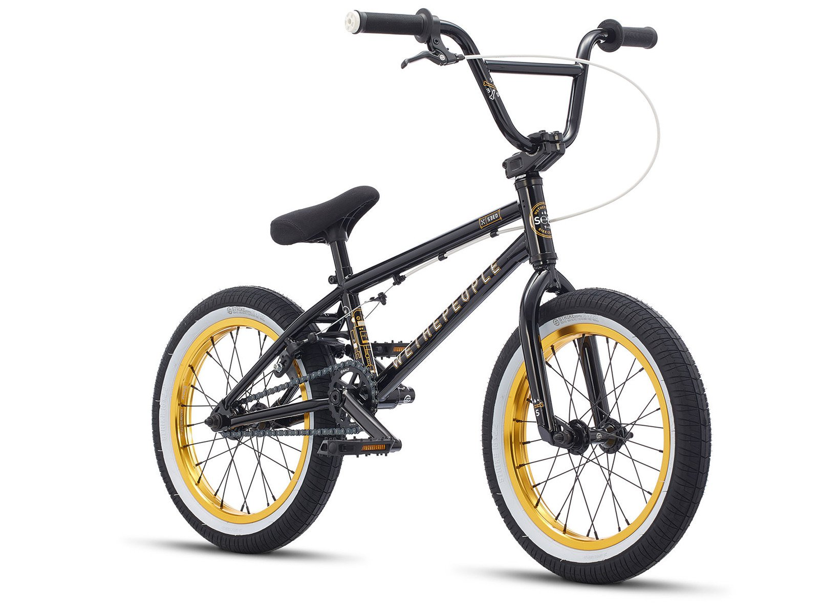 Wethepeople Quot Seed 16 Quot 2017 Bmx Bike 16 Inch Glossy