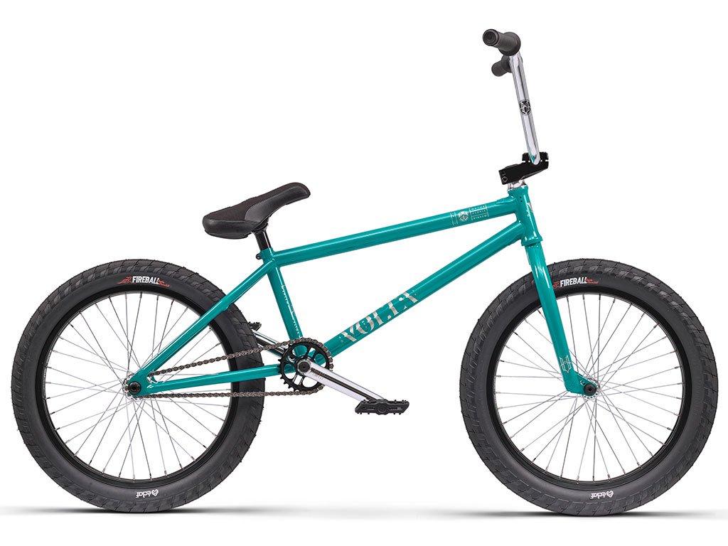 Wethepeople Quot Volta Quot 2016 Bmx Bike Glossy Bel Air Green