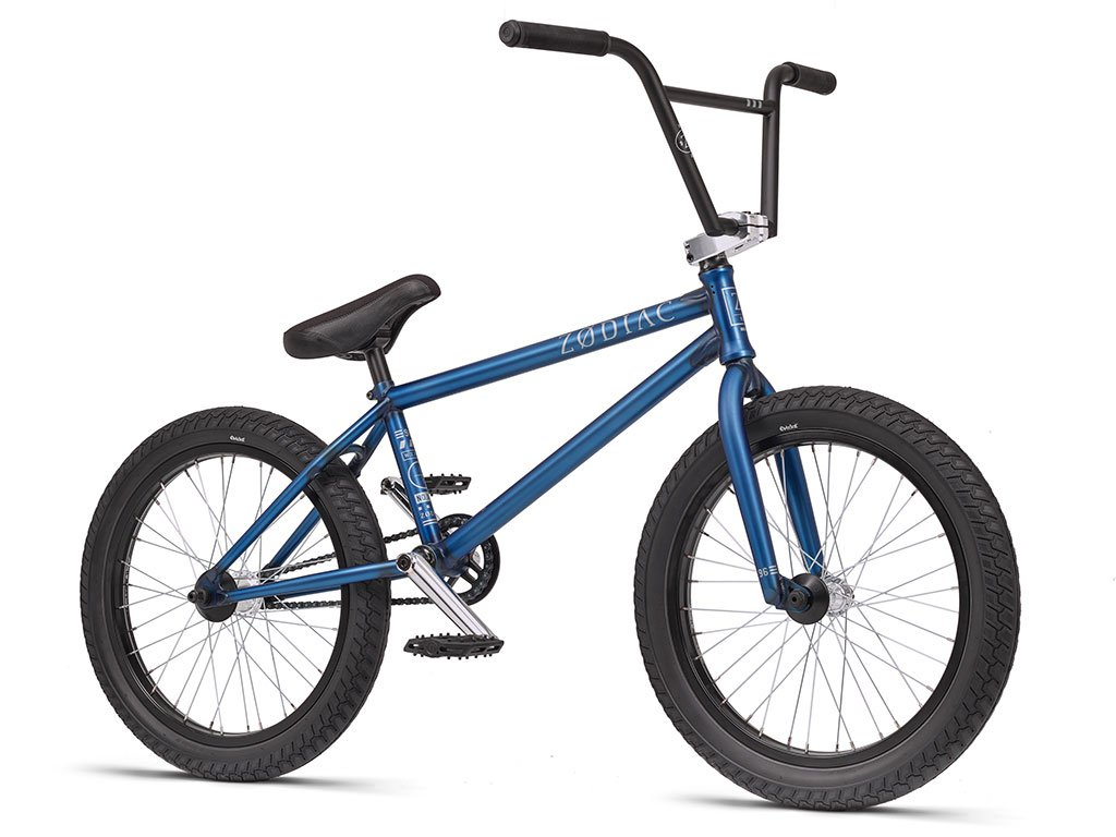 color online editor : Wethepeople quot zodiac quot 2016 bmx bike freecoaster matt translucent